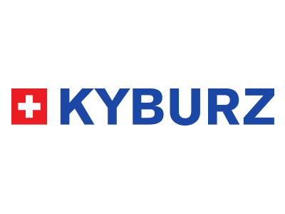 Logo Kyburz Switzerland AG